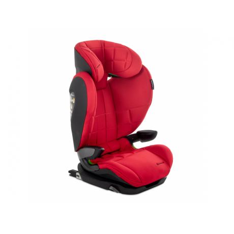 Autosedačka MaxSpace ISOFIX 15-36 kg/100-150 cm červená