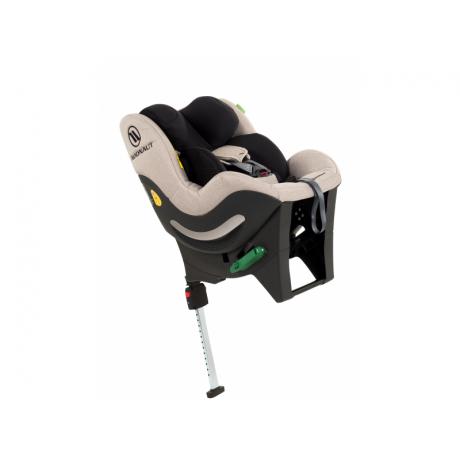 Autosedačka SKY (40-125cm, 0-25 kg) béžová