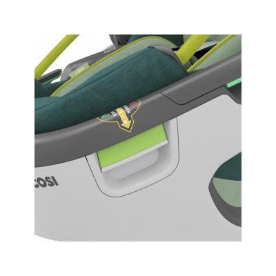 Coral 360 autosedačka Neo Green